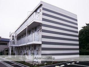 レオパレスパークサイドグレース[1階]の外観