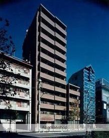 ガラシティ高田馬場[803号室]の外観