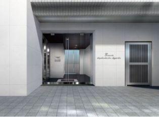 ジェノヴィア新宿中落合スカイガーデン 4階の賃貸【東京都 / 新宿区】