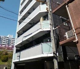 メイクスデザイン高田馬場[201号室号室]の外観