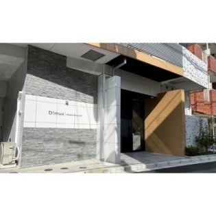 ディームス東新宿 6階の賃貸【東京都 / 新宿区】