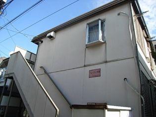 レオパレス神楽坂[203号室]の外観