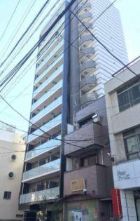 メインステージ錦糸町Ⅶラピス[201号室号室]の外観