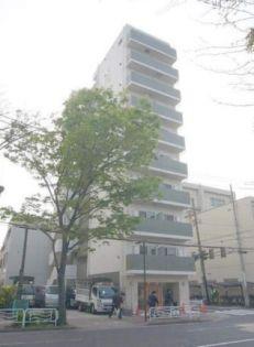 東京都江東区越中島3丁目の賃貸マンションの外観