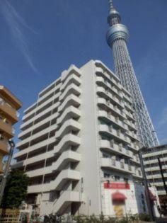 トップ押上 6階の賃貸【東京都 / 墨田区】