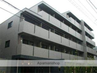 ルーブル早稲田六番館[107-1号室]の外観