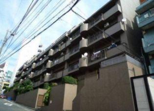 エル・アルカサル目黒 3階の賃貸【東京都 / 目黒区】