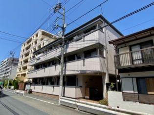 東京都大田区新蒲田2丁目の賃貸マンションの外観