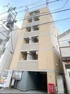 東京都品川区戸越6丁目の賃貸マンション