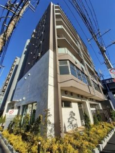 東京都品川区東大井1丁目の賃貸マンション