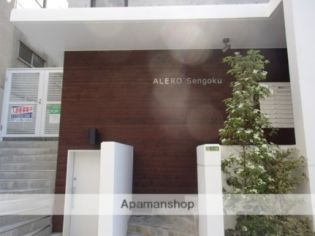 ALERO千石 3階の賃貸【東京都 / 文京区】