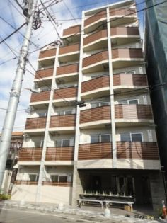 メイクスデザイン板橋本町Ⅱ[403号室号室]の外観