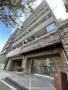 グランド・ガーラ渋谷松濤[5F-9号室]の外観