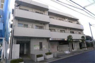 東京都新宿区市谷薬王寺町の賃貸マンション