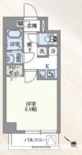 GRAN PASEO新宿河田町[1階]の間取り