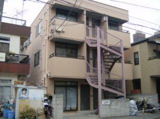 レオパレスグリーン 4階の賃貸【東京都 / 練馬区】