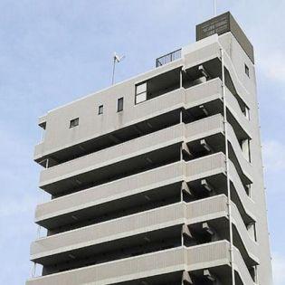 栗生ハイツ[4階]の外観
