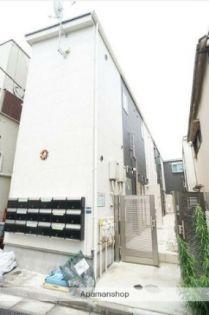 東京都板橋区仲宿の賃貸アパート
