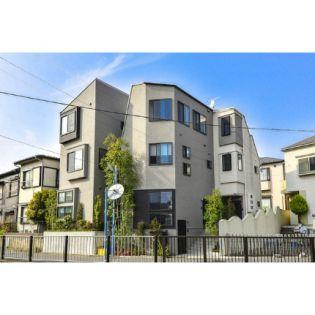 東京都杉並区方南2丁目の賃貸アパート
