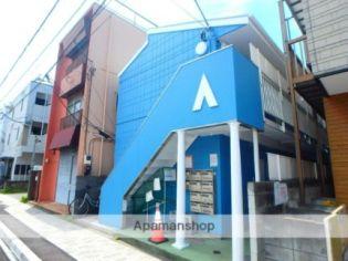東京都国立市東2丁目の賃貸アパート