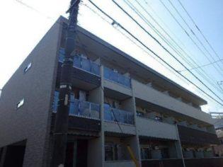 東京都西東京市田無町1丁目の賃貸アパートの外観