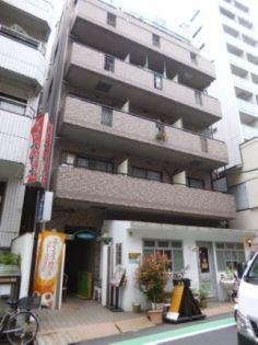 ゴールドクレスト渋谷[0301号室]の外観