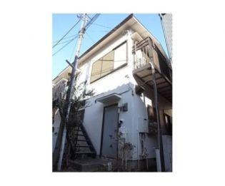 横田アパート[101号室]の外観
