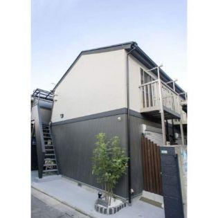 丘の上ハウス 2階の賃貸【東京都 / 目黒区】