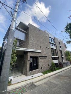 東京都目黒区東が丘2丁目の賃貸マンション