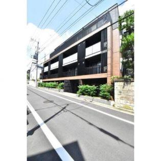 ラ・ペルラ柿の木坂 2階の賃貸【東京都 / 目黒区】