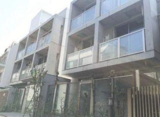 プライムアーバン目黒三田[1階]の外観