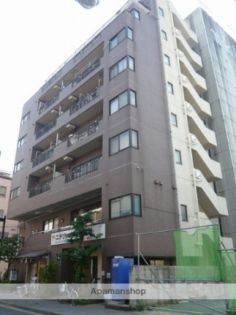 西浅草TKビル[802号室]の外観