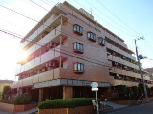 ライオンズマンション武蔵新城第5[205号室]の外観