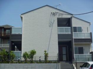 リブリ・百合ヶ丘[108号室]の外観