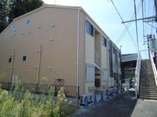 神奈川県横浜市栄区公田町の賃貸アパート