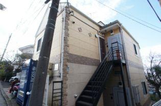 神奈川県横浜市港南区上大岡東1丁目の賃貸アパート