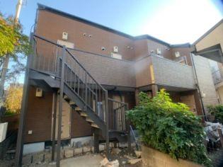 神奈川県川崎市川崎区下並木の賃貸アパート