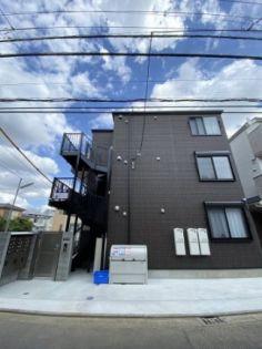 神奈川県川崎市中原区上平間の賃貸アパート