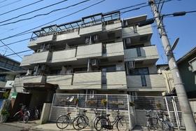 ジョイフル新丸子第2 2階の賃貸【神奈川県 / 川崎市中原区】