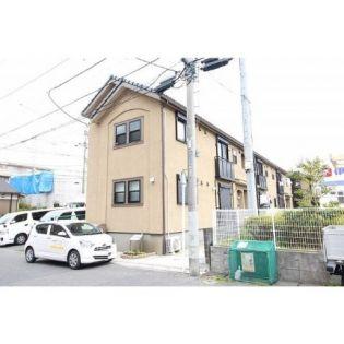 ソレアード新横浜[105号室]の外観