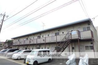 サンハイツ 2階の賃貸【神奈川県 / 川崎市中原区】
