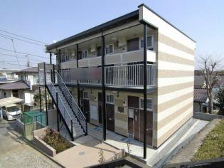 レオパレスファーストステップ 2階の賃貸【神奈川県 / 平塚市】