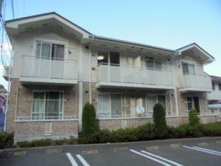 神奈川県小田原市早川3丁目の賃貸アパートの外観