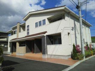 神奈川県小田原市多古の賃貸アパートの外観