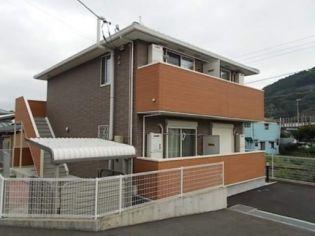 神奈川県小田原市風祭の賃貸アパートの外観
