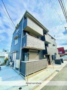 神奈川県横浜市戸塚区戸塚町の賃貸アパート