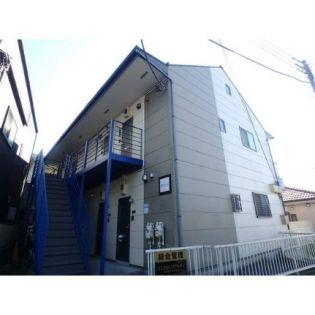横浜野毛山フラット[102号室]の外観