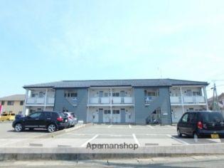 コーポラスパイユ[102号室]の外観