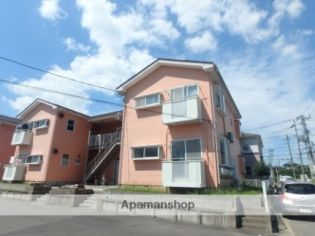 クレセントブルームB 2階の賃貸【新潟県 / 新潟市東区】
