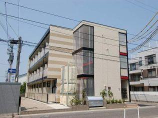 レオパレスLAGOON 2階の賃貸【新潟県 / 新潟市中央区】